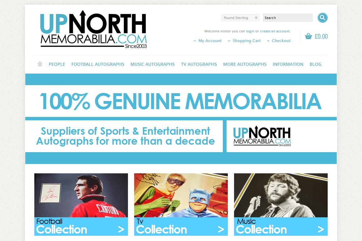 Up North Memorabilia